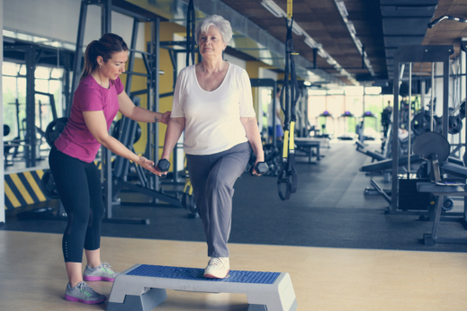 3 Tips for Exercising at an Advanced Age