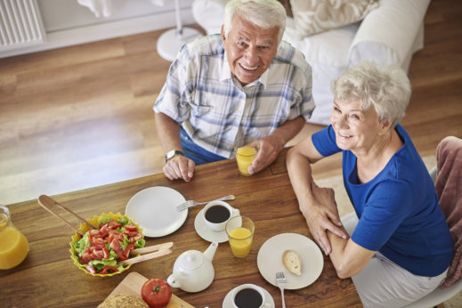 Tips: How to Insert Nutrients to a Senior's Meals