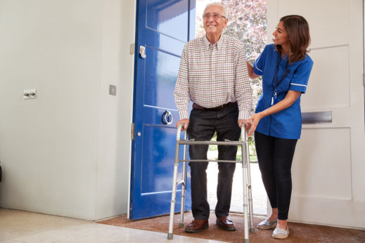 Senior Care: Tips to Improve Elderly Mobility